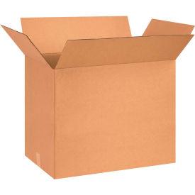 "Cardboard Corrugated Boxes 26"" x 16"" x 19"" 200#/ECT-32 - Pkg Qty 10"