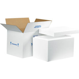 "Insulated Shipping Kit, 19"" x 12"" x 12-1/2"""