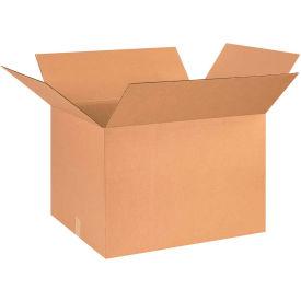 "Cardboard Corrugated Boxes 26"" x 20"" x 18"" 200#/ECT-32 - Pkg Qty 10"