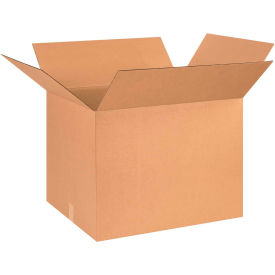 "Cardboard Corrugated Boxes 26"" x 20"" x 20"" 200#/ECT-32 - Pkg Qty 10"