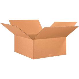 "Cardboard Corrugated Boxes 26"" x 26"" x 12"" 200#/ECT-32 - Pkg Qty 10"
