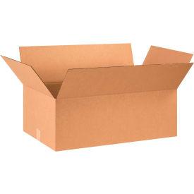 "Cardboard Corrugated Boxes 28"" x 16"" x 10"" 200#/ECT-32 - Pkg Qty 20"