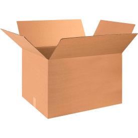 "Cardboard Corrugated Boxes 28"" x 18"" x 18"" 200#/ECT-32 - Pkg Qty 10"