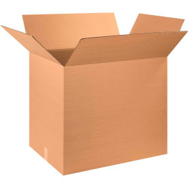"Cardboard Corrugated Boxes 28"" x 20"" x 25"" 200#/ECT-32 - Pkg Qty 10"