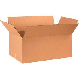 "Cardboard Corrugated Boxes 29"" x 17"" x 12"" 200#/ECT-32 - Pkg Qty 15"