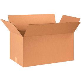 "Cardboard Corrugated Boxes 29"" x 17"" x 15"" 200#/ECT-32 - Pkg Qty 15"