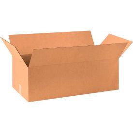 "Cardboard Corrugated Boxes 30"" x 14"" x 10"" 200#/ECT-32 - Pkg Qty 10"