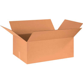 "Cardboard Corrugated Boxes 30"" x 20"" x 12"" 200#/ECT-32 - Pkg Qty 15"