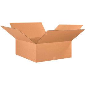 "Cardboard Corrugated Boxes 30"" x 30"" x 10"" 200#/ECT-32 - Pkg Qty 15"