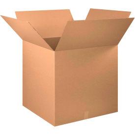 "Cardboard Corrugated Box 30"" x 30"" x 30"" 200lb. Test/ECT-32 - 5 Pack"