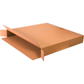 "Side Loading Cardboard Corrugated Boxes 36"" x 5"" x 36"" 200#/ECT-32 - Pkg Qty 20"