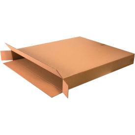 "Side Loading Cardboard Corrugated Boxes 36"" x 5"" x 42"" 275#/ECT-44 - Pkg Qty 5"