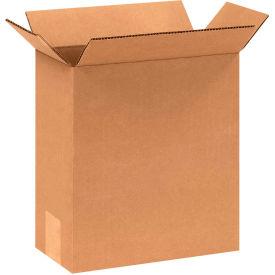 "Cardboard Corrugated Boxes 6"" x 4"" x 8"" 200#/ECT-32 - Pkg Qty 25"