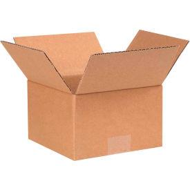 "Cardboard Corrugated Boxes 7"" x 7"" x 4"" 200#/ECT-32 - Pkg Qty 25"