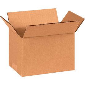 "Cardboard Corrugated Boxes 8"" x 5"" x 5"" 200#/ECT-32 - Pkg Qty 25"