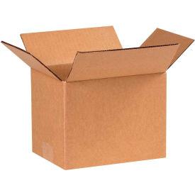 "Cardboard Corrugated Box 8"" x 6"" x 6"" 200lb. Test/ECT-32  - Pkg Qty 25"