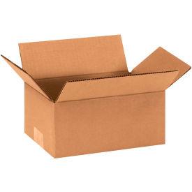 "Cardboard Corrugated Boxes 9"" x 5"" x 4"" 200#/ECT-32 - Pkg Qty 25"