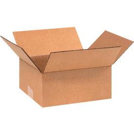 "Cardboard Corrugated Boxes 9"" x 8"" x 4"" 200#/ECT-32 - Pkg Qty 25"