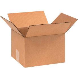"Cardboard Corrugated Boxes 9"" x 8"" x 6"" 200#/ECT-32 - Pkg Qty 25"