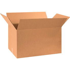 """Heavy-Duty Double Wall Cardboard Corrugated Boxes 30"""" x 17"""" x 17"""" 350#/ECT-51 - Pkg Qty 5"""