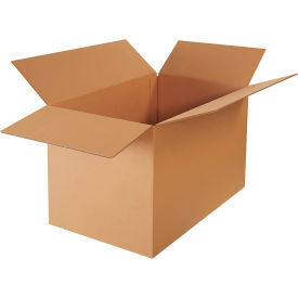 """Heavy-Duty Double Wall Cardboard Corrugated Boxes 36"""" x 22"""" x 22"""" 350#/ECT-51 - Pkg Qty 5"""