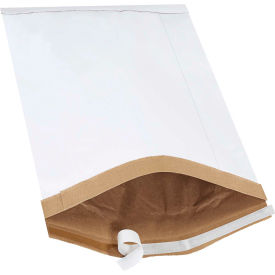 """Self-Seal Padded Mailers #7, 14-1/4"""" x 20"""" White, 50 Pack"""