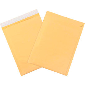 """Self-Seal Bubble Mailers with Tear Strip #2, 8-1/2"""" x 12"""" Golden Kraft, 100 Pack"""