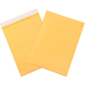 """Self-Seal Bubble Mailers with Tear Strip #3, 8-1/2"""" x 14-1/2"""" Golden Kraft, 25 Pack"""