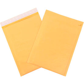 "Self-Seal Bubble Mailers with Tear Strip #7, 14-1/4"" x 20"" Golden Kraft, 25 Pack"