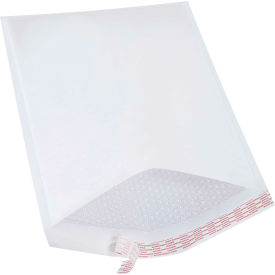 """Self-Seal Bubble Mailers #7, 14-1/4"""" x 20"""" White, 25 Pack"""