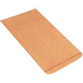 "Nylon Reinforced Mailers #1, 7-1/4"" x 12"" Kraft, 1000 Pack"