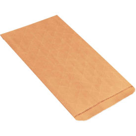 "Nylon Reinforced Mailers #3, 8-1/2"" x 14-1/2"" Kraft, 500 Pack"
