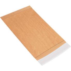 "Self-Seal Nylon Reinforced Padded Mailers #4, 9-1/2"" x 14-1/2"" Kraft, 500 Pack"