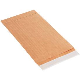 "Self-Seal Nylon Reinforced Padded Mailers #6, 12-1/2"" x 19"" Kraft, 250 Pack"