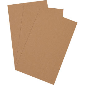 "Heavy Duty Chipboard Pads 8-1/2"" x 14"" Kraft, 575 Pack"