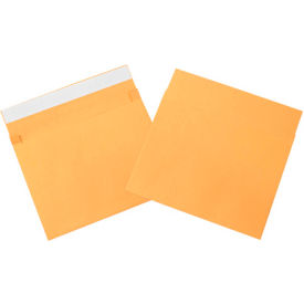 """10"""" x 15"""" x 2"""" Kraft Expandable Self-Seal Envelopes 100 Pack by"""