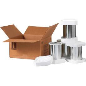 """One - 1 Quart Foam Haz Mat Shipper Kit, 5-1/8"""" x 5-1/8"""" x 6-3/16"""""""