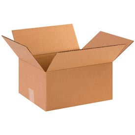 "Heavy-Duty Cardboard Corrugated Boxes 11-1/4"" x 8-3/4"" x 6"" 275#/ECT-44 - Pkg Qty 25"