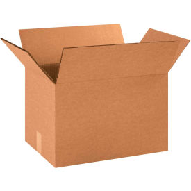 "Heavy-Duty Double Wall Cardboard Corrugated Boxes 18"" x 12"" x 12"" 275#/ECT-48 - Pkg Qty 15"