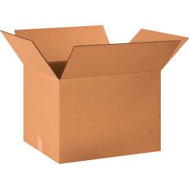 """Heavy-Duty Cardboard Corrugated Boxes 20"""" x 16"""" x 14"""" 275#/ECT-44 - Pkg Qty 15"""