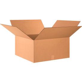 """Heavy-Duty Cardboard Corrugated Boxes 24"""" x 24"""" x 12"""" 275#/ECT-44 - Pkg Qty 10"""