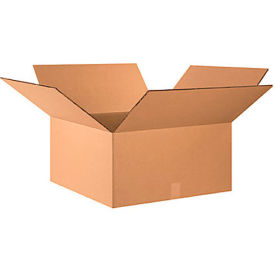 """Heavy-Duty Double Wall Cardboard Corrugated Boxes 24"""" x 24"""" x 12"""" 275#/ECT-48 - Pkg Qty 10"""