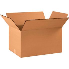 """Heavy-Duty Double Wall Cardboard Corrugated Boxes 28"""" x 18"""" x 18"""" 275#/ECT-48 - Pkg Qty 10"""