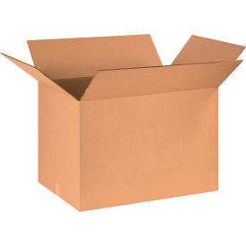 """Heavy-Duty Double Wall Cardboard Corrugated Boxes 30"""" x 20"""" x 20"""" 275#/ECT-48 - Pkg Qty 10"""