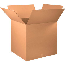 """Heavy-Duty Double Wall Cardboard Corrugated Boxes 30"""" x 30"""" x 30"""" 275#/ECT-48 - Pkg Qty 5"""