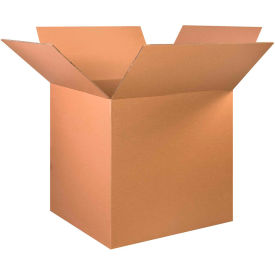 "Heavy-Duty Double Wall Cardboard Corrugated Boxes 40"" x 20"" x 20"" 275#/ECT-48 - Pkg Qty 5"