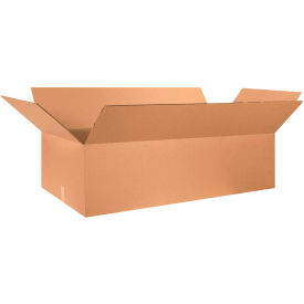 "Heavy-Duty Double Wall Cardboard Corrugated Boxes 48"" x 24"" x 12"" 275#/ECT-48 - Pkg Qty 5"