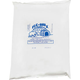 "Ice-Brix™ 48 oz. Cold Packs - 10-1/4"" x 8"" x 1-1/2"", 6/Case"