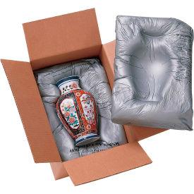 "Instapak Quick® Expandable Foam Bags 18"" x 18"", 42/PACK"