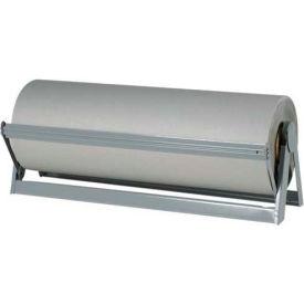 "Bogus Kraft Paper, 50#, 24"" x 720', Gray, 1 Roll"